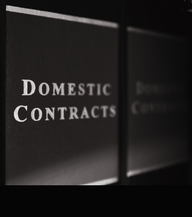 legal contracts